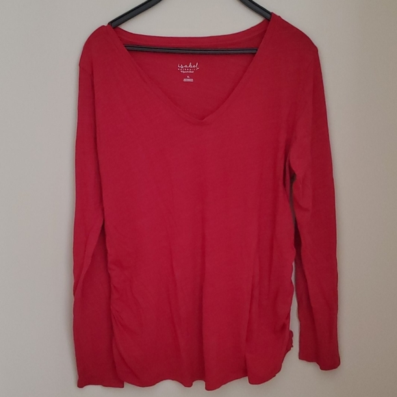 Isabel Maternity by Ingrid & Isabel Tops - Longsleeve maternity top